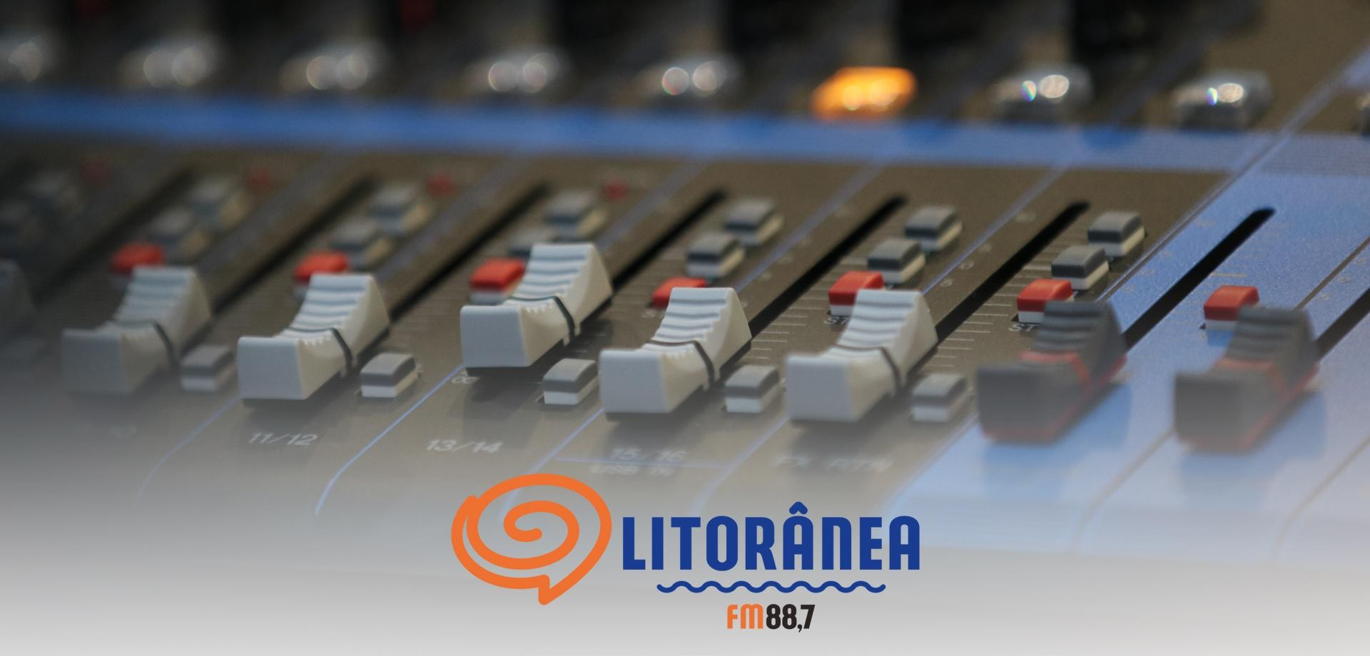 RÁDIO LITORÂNEA FM 88,7 INDISCUTIVELMENTE A MELHOR!!!
